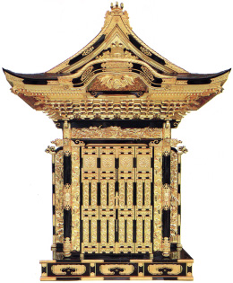 宮殿(本妻屋根)