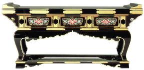 春日型焼香机